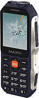 Мобильный телефон Maxvi T1 (синий) -