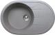 Мойка кухонная Tolero R-116 (серый) -