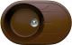 Мойка кухонная Tolero R-116 (коричневый) -