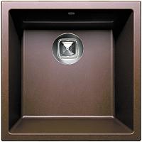 Мойка кухонная Tolero R-128 (коричневый) -