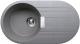 Мойка кухонная Tolero TL-780 (серый) -