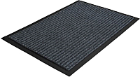 Коврик грязезащитный Kovroff Стандарт ребристый 90x150 / 21002 (серый) -