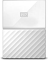 Внешний жесткий диск Western Digital My Passport 2Tb White (WDBLHR0020BWT-EEUE) -