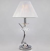 Прикроватная лампа Евросвет Odette 1087/1 (хром) -