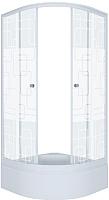 Душевой уголок Triton Стандарт В 100x100 (квадраты) -