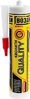 Клей Quality Жидкие гвозди экспресс (310мл, прозрачный) -