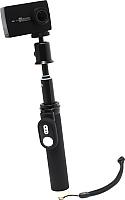 Экшн-камера YI 4K Action Camera (с моноподом, черный) -