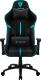 Кресло геймерское ThunderX3 BC3 Air (черный/голубой) -
