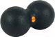 Валик для фитнеса массажный Qmed Duoball -