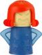 Средство для очистки СВЧ Bradex Грозная Мама TK 0229 (красный) -