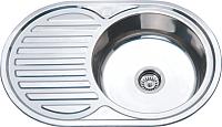 Мойка кухонная РМС MD8-7750OVR -