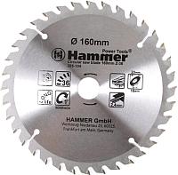 Пильный диск Hammer Flex 205-104 -