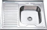 Мойка кухонная РМС MD6-8060R -