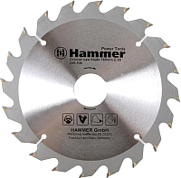 Пильный диск Hammer Flex 205-107 -