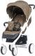 Детская прогулочная коляска Carrello Echo CRL-8508 (castle beige) -