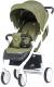Детская прогулочная коляска Carrello Echo CRL-8508 (olive green) -