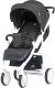 Детская прогулочная коляска Carrello Echo CRL-8508 (slate grey) -