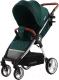 Детская прогулочная коляска Carrello Milano CRL-5501 (aqua green) -