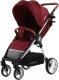 Детская прогулочная коляска Carrello Milano CRL-5501 (tango red) -