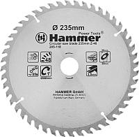 Пильный диск Hammer Flex 205-118 -