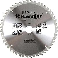 Пильный диск Hammer Flex 205-120 -