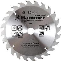 Пильный диск Hammer Flex 205-122 -