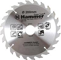 Пильный диск Hammer Flex 205-124 -