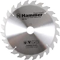 Пильный диск Hammer Flex 205-126 -