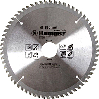 Пильный диск Hammer Flex 205-206 -