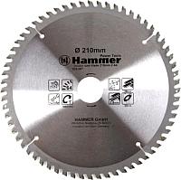 Пильный диск Hammer Flex 205-207 -