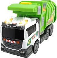 Мусоровоз игрушечный Dickie 203308382 (зеленый) -