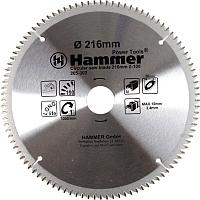 Пильный диск Hammer Flex 205-302 -
