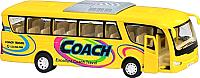 Масштабная модель автомобиля Kinsmart Автобус / KS7101W -