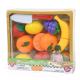 Набор игрушечной посуды PlayGo Набор фруктов / 30003 -