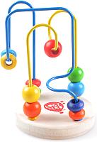 Развивающая игрушка МДИ Лабиринт с бусинками №2 / LL114 -