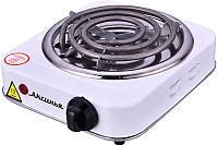 Электрическая настольная плита Аксинья КС-002 (белый) -