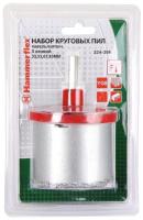 Набор коронок Hammer Flex 224-204 DR CR 65 -