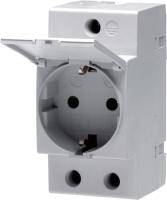 Розетка на DIN-рейку ABB 2CSM211000R0721 -