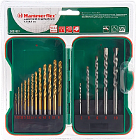 Набор сверл Hammer Flex 202-921 -