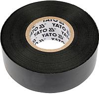 Изолента Yato YT-8152 (черный) -