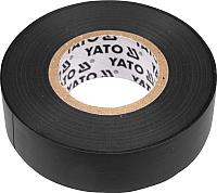 Изолента Yato YT-8165 (черный) -