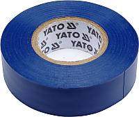 Изолента Yato YT-81651 (синий) -
