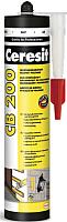 Клей Ceresit FlexTec CB200 (450г, белый) -