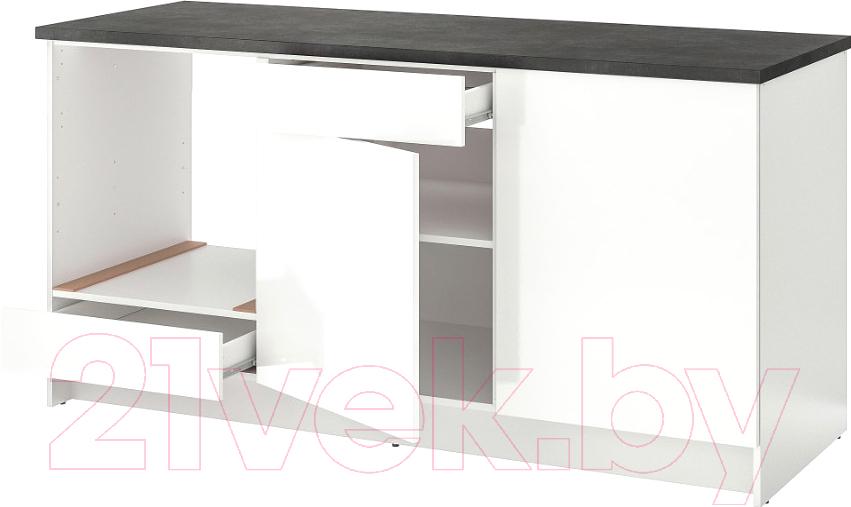 Купить Шкаф-стол комбинированный Ikea, Кноксхульт 803.369.18, Швеция
