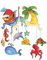 Сборная игрушка Woody Тайны моря / 00860 -