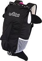Детский рюкзак Trunki Косатка / 0101-GB01 (черный) -