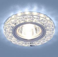 Точечный светильник Elektrostandard 2194 MR16 SL/WH -