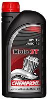 Моторное масло Chempioil 2-Takt Moto TC / CH9201-1 (1л) -