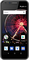 Смартфон Vertex Impress Flash 3G (графит) -