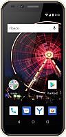 Смартфон Vertex Impress Flash 3G (золото) -